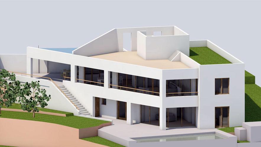 Edificativa, construye unifamiliar en Calpe (Alicante)