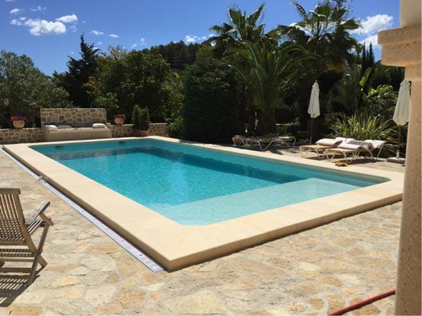 Demolición de piscina con patologías y construcción de una nueva en Javea (Parte 2)