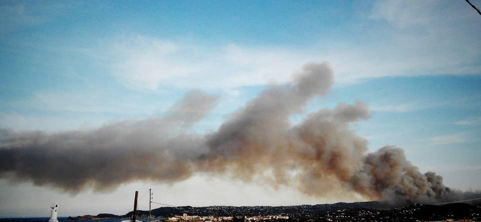 Servicios técnicos gratuítos a los afectados por los incendios en Xàbia
