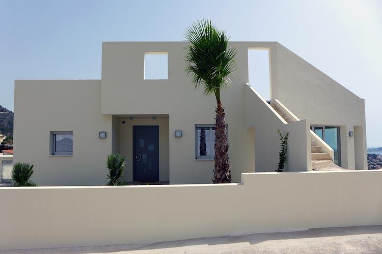 Construcción villa unifamiliar en Calpe (Alicante)