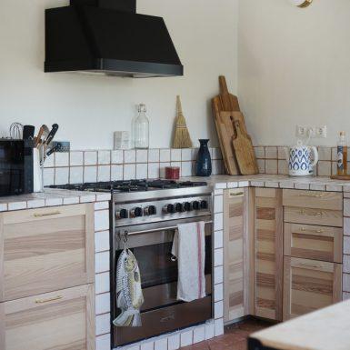 Imagen de su nueva cocina